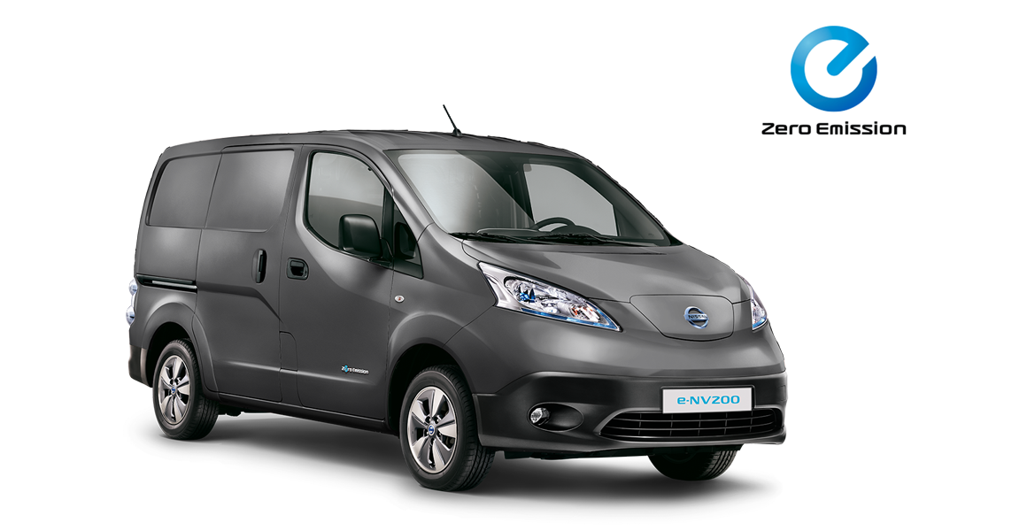 e-nv200 van offers