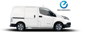Nissan e-NV200 - Side view
