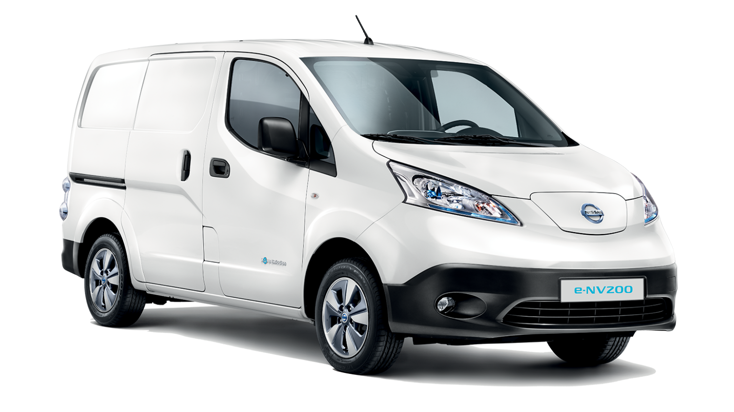 Nissan e-NV200 Flex Business - 3/4 front view