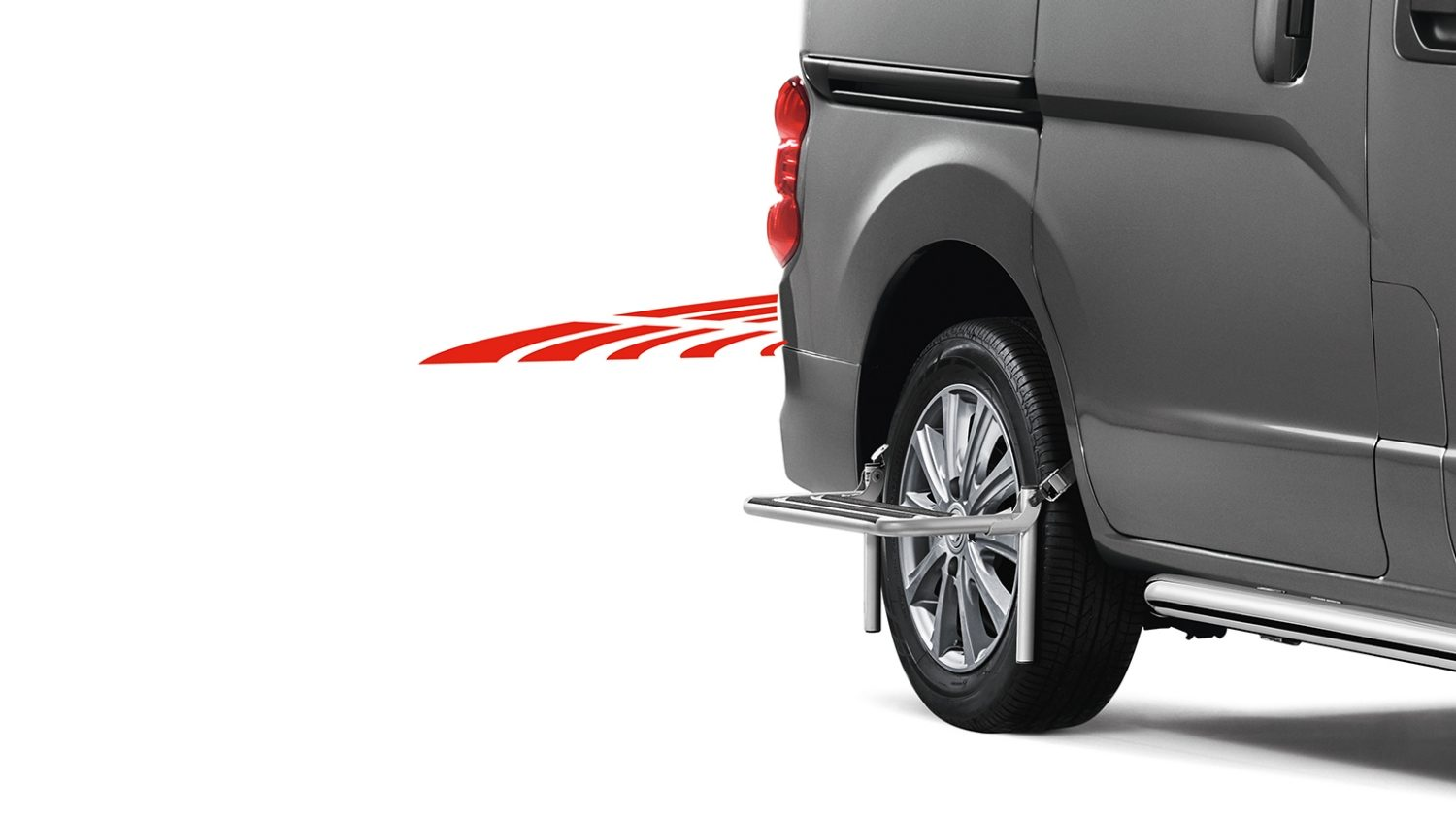 Nissan Evalia - Safety - Rear parking system