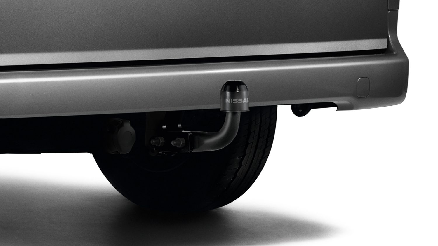 Nissan Evalia - Transportation - Fixed towbar