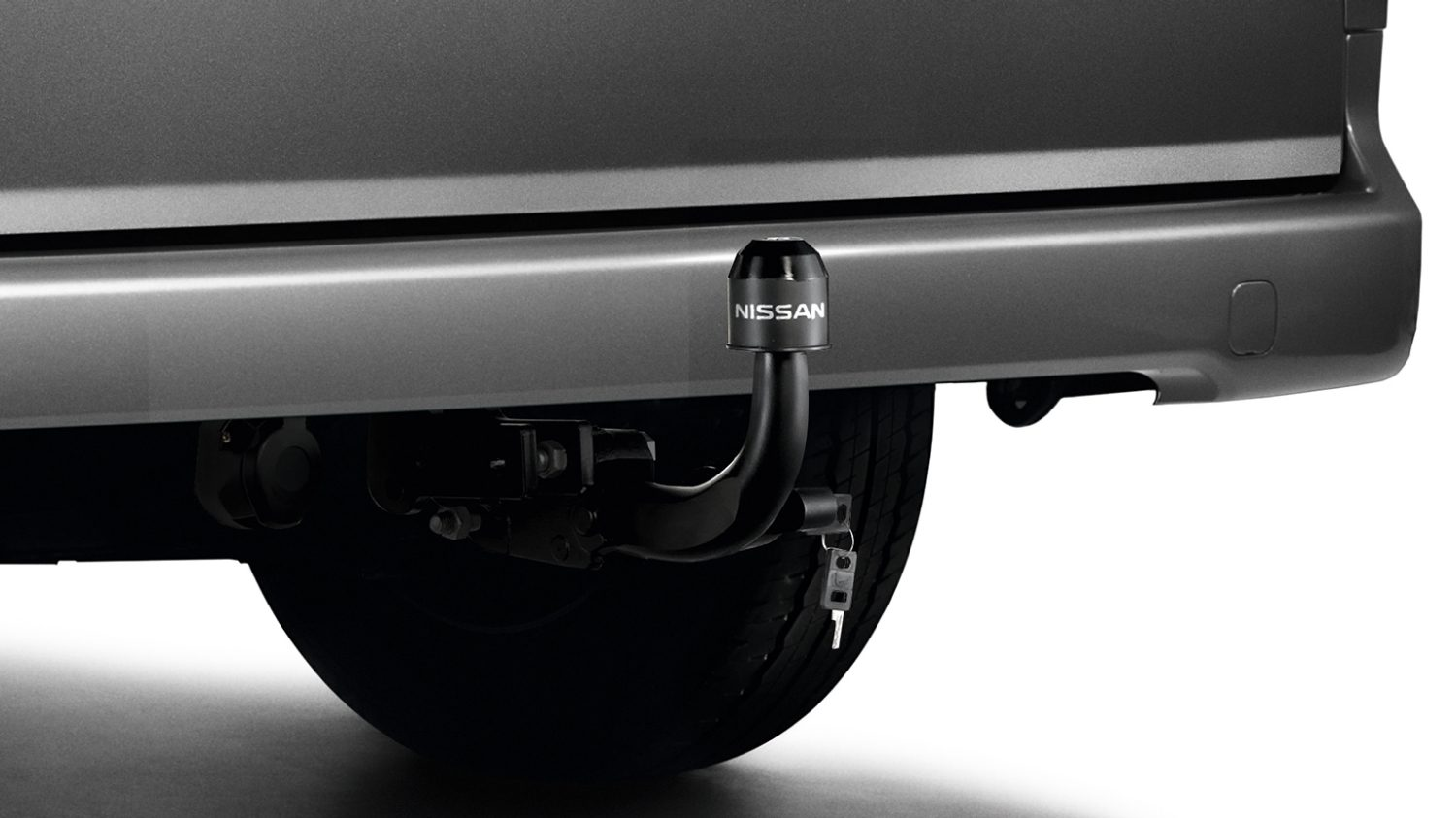 Nissan Evalia - Transportation - Removable towbar