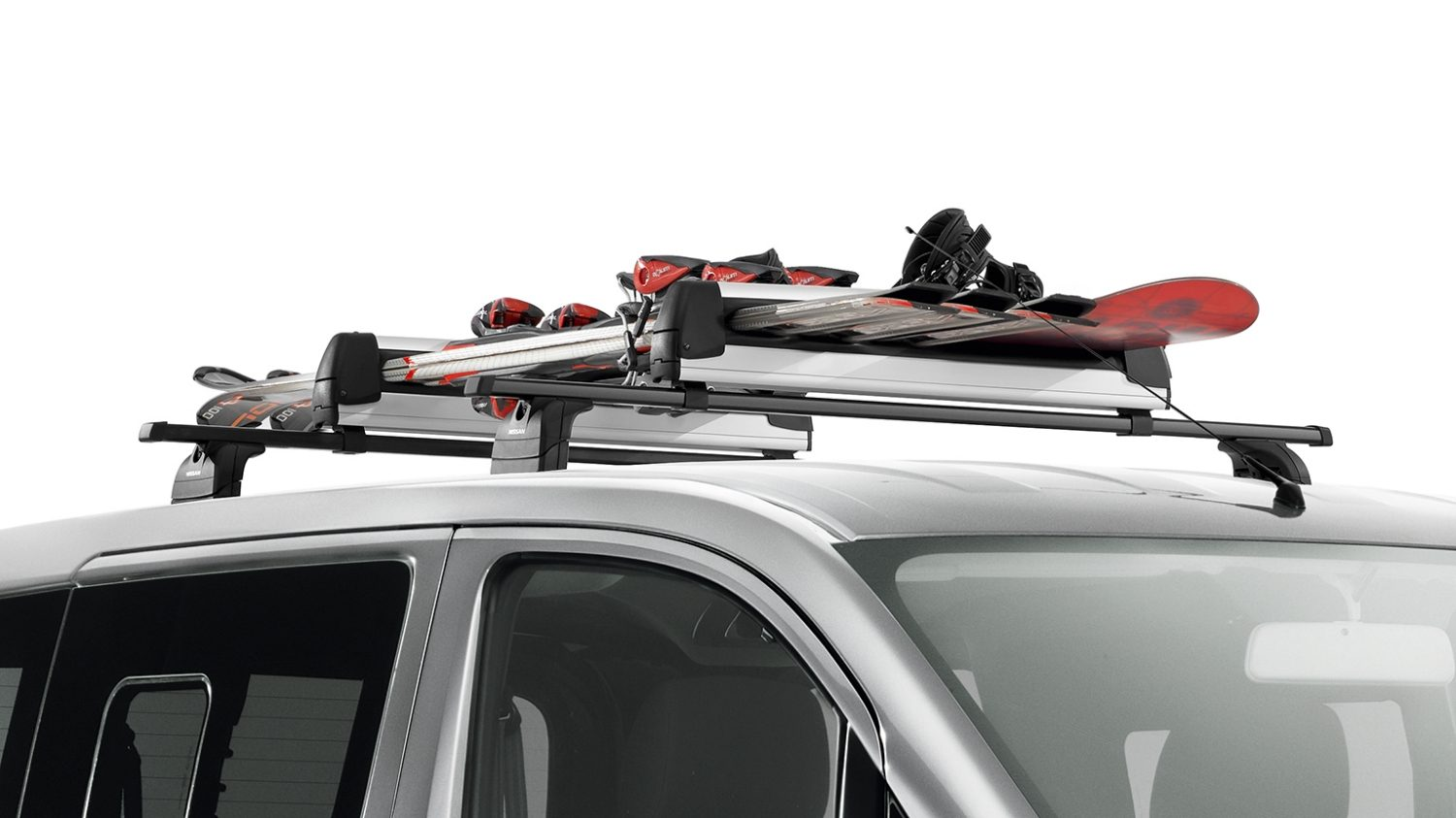 Nissan Evalia - Transportation - Ski carrier Up to 6 pairs