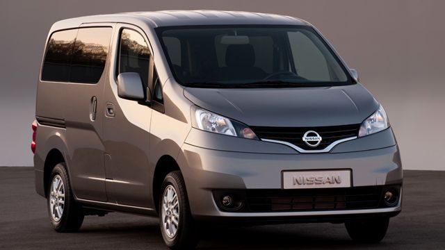 Nissan NV200 EVALIA – Smart design