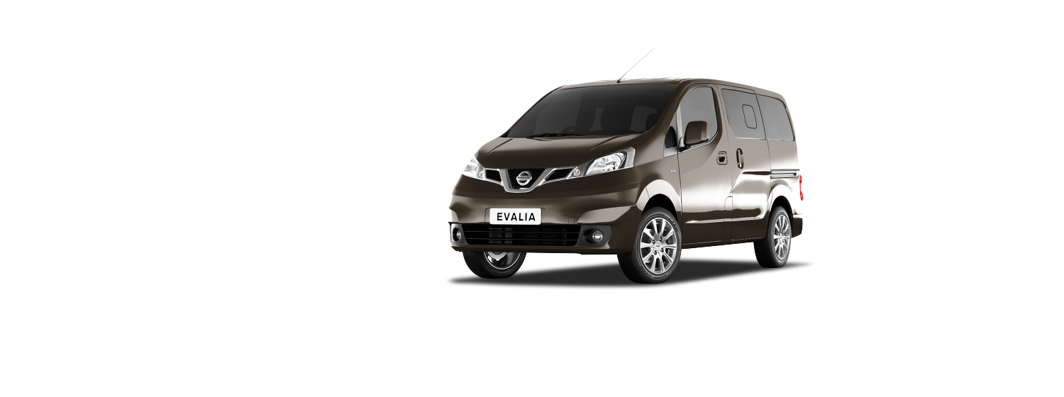Nissan Evalia - Ultimate Bronze