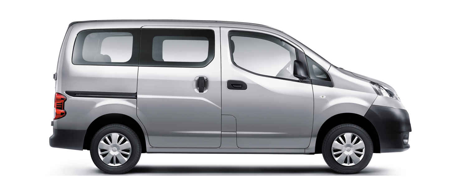 Nissan NV200 Evalia - Side View
