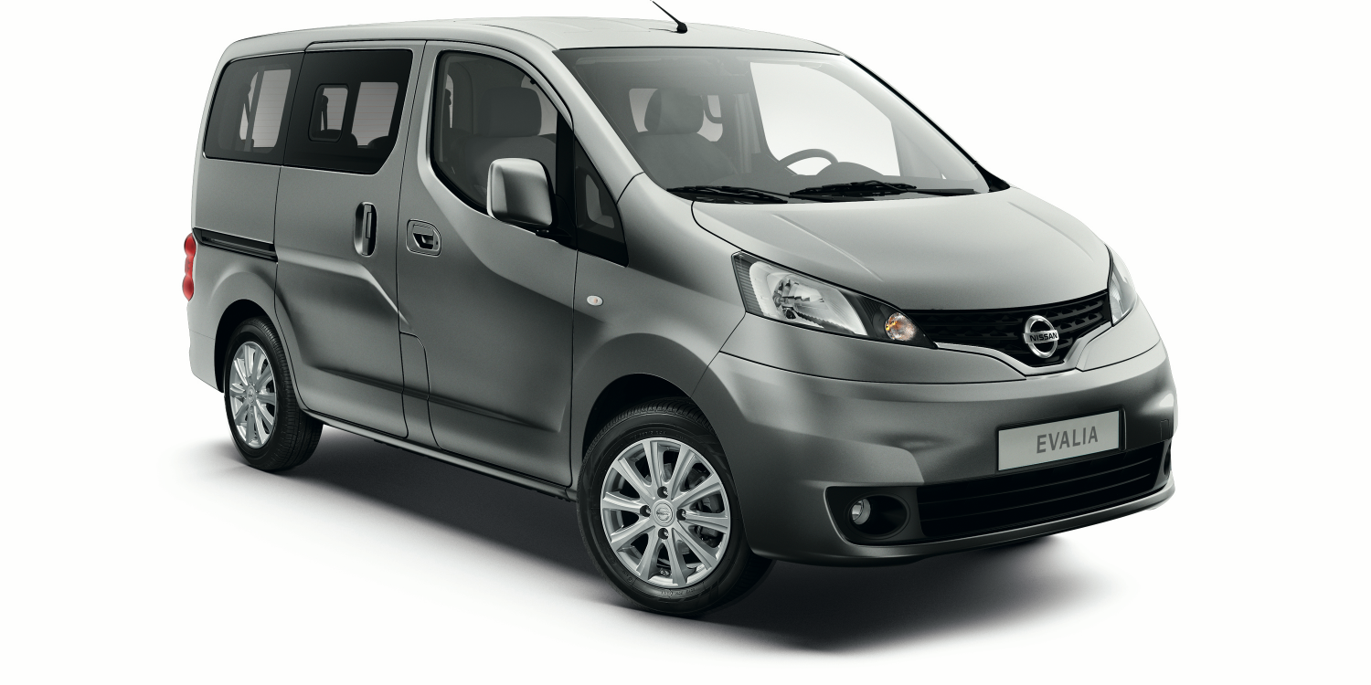 prijzen specificaties nissan nv200 evalia gezinsauto. Black Bedroom Furniture Sets. Home Design Ideas