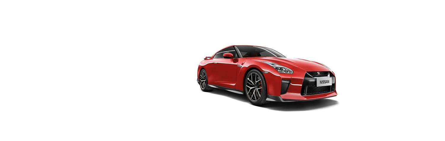 GT-R - Vibrant Red