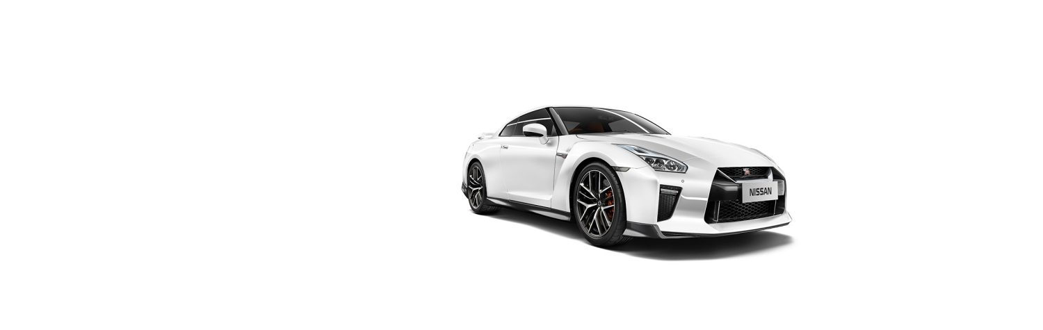 GT-R - Brilliant White