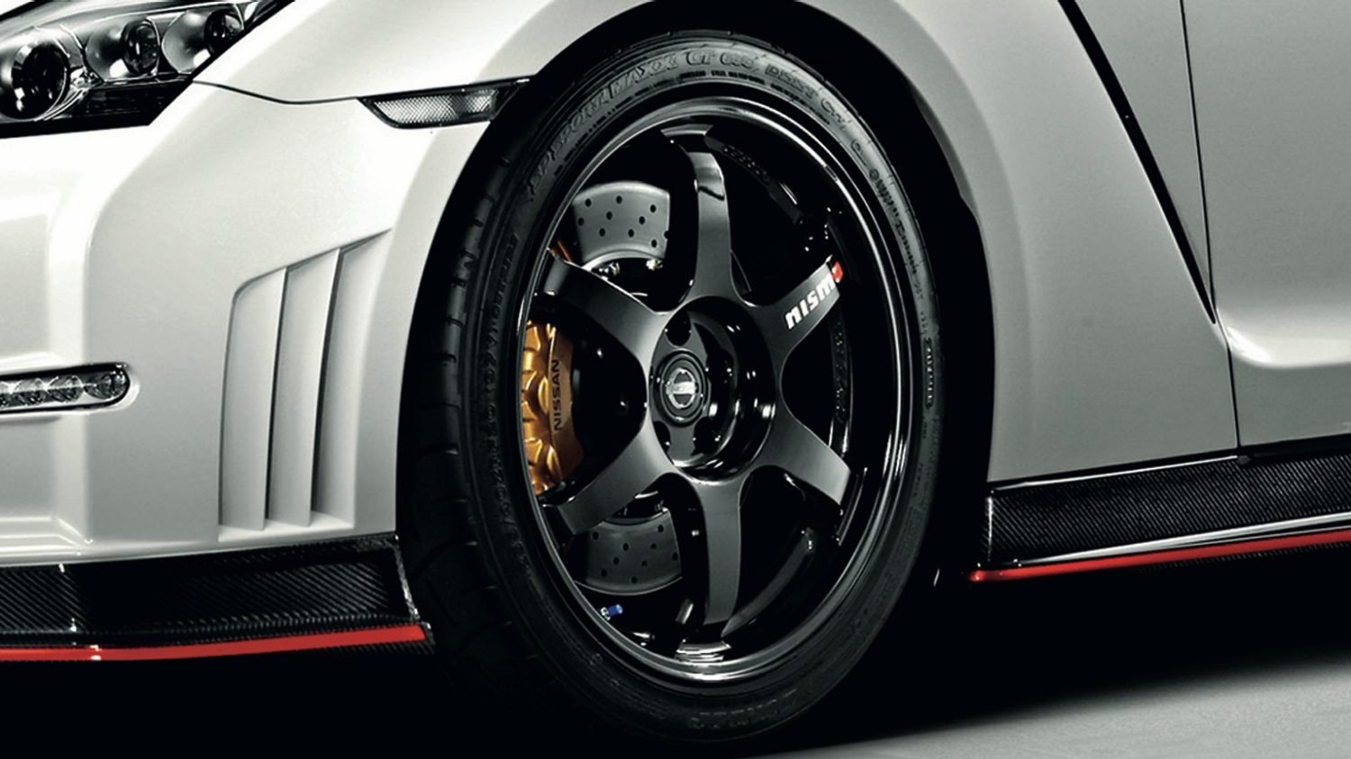 Nissan GT-R - Rays Forged Wheels