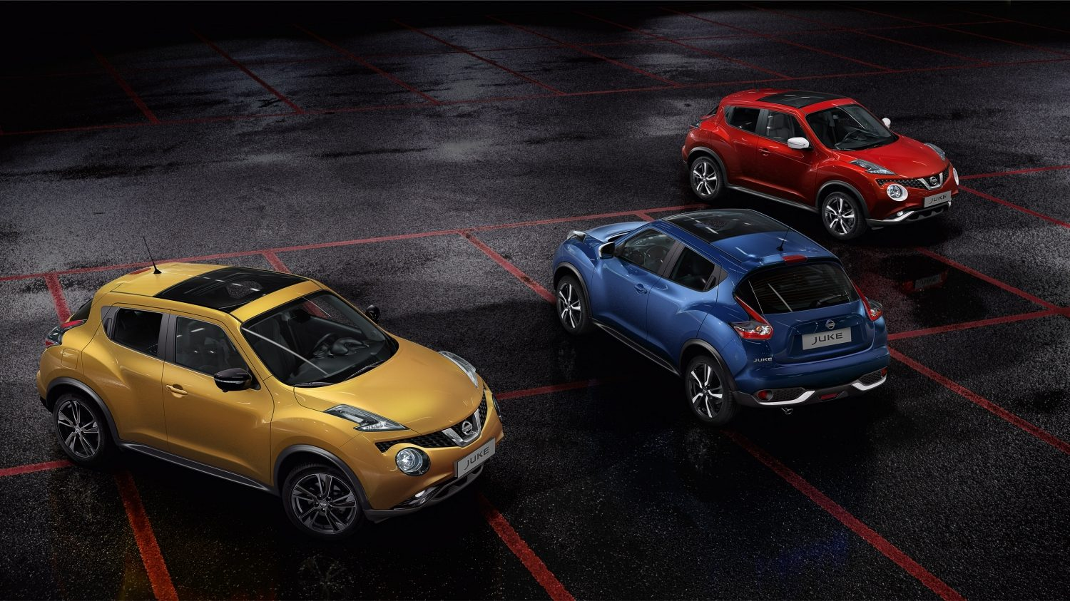 Nissan Juke | The Juke Colour Studio