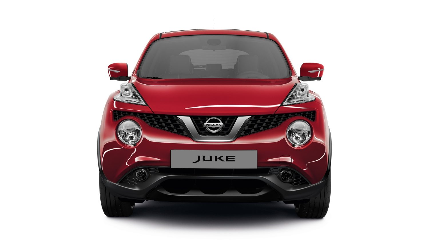 Nissan Juke cross over– Udvendigt design – Kølergrill