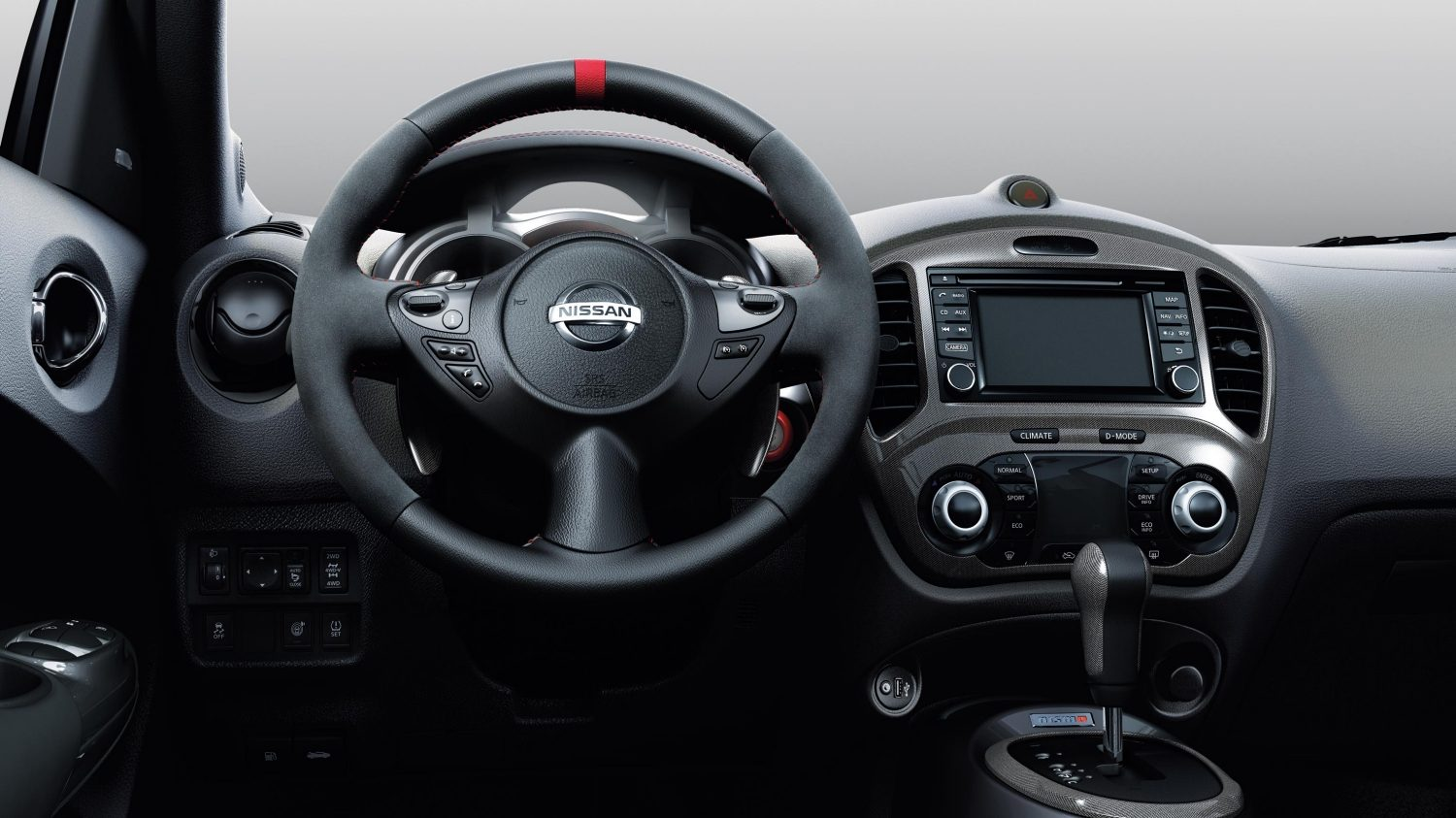 NISMO RS - Petit crossover & SUV - Transmission X-Tronic | Nissan Juke