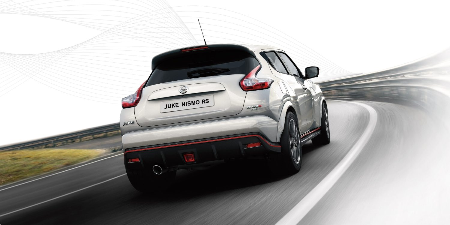 Compact & mini SUV Nismo RS - Small SUV on the road | Nissan Juke