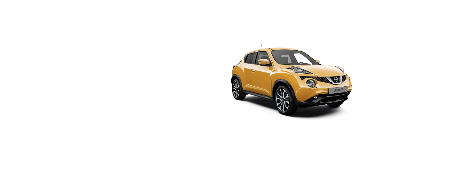 Juke Sunlight Yellow
