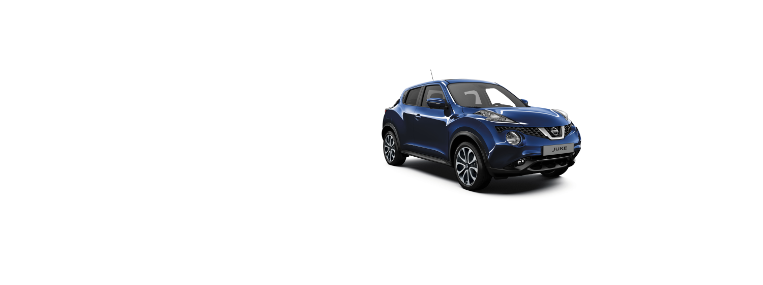 Nissan Juke - Ink Blue