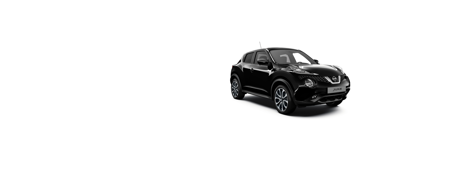 Nissan Juke - Black Metallic