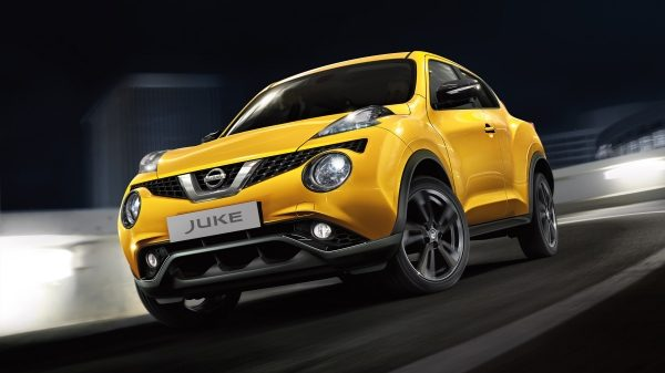 Nissan Juke - 4x4-i with torque vectoring