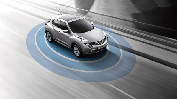 Nissan Juke - Safety Shield