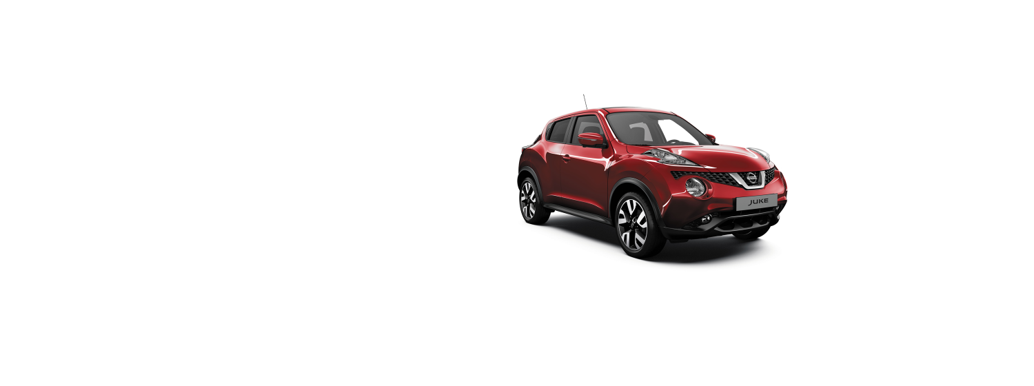 Nissan Juke - SOLID RED (S)