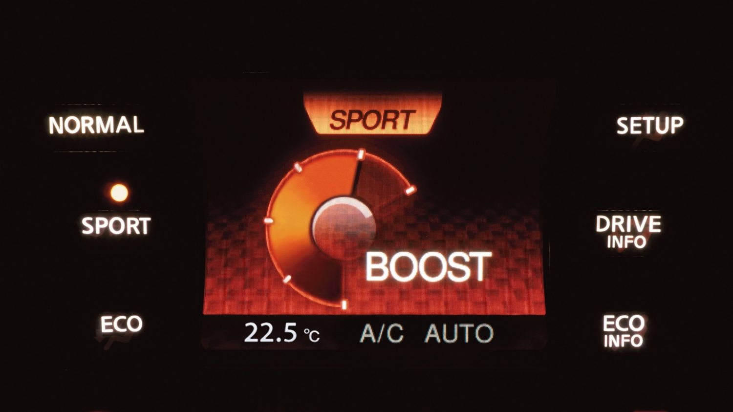 Performance SUV compatto & piccolo - Dynamic Control System - Sport mode | Nissan Juke