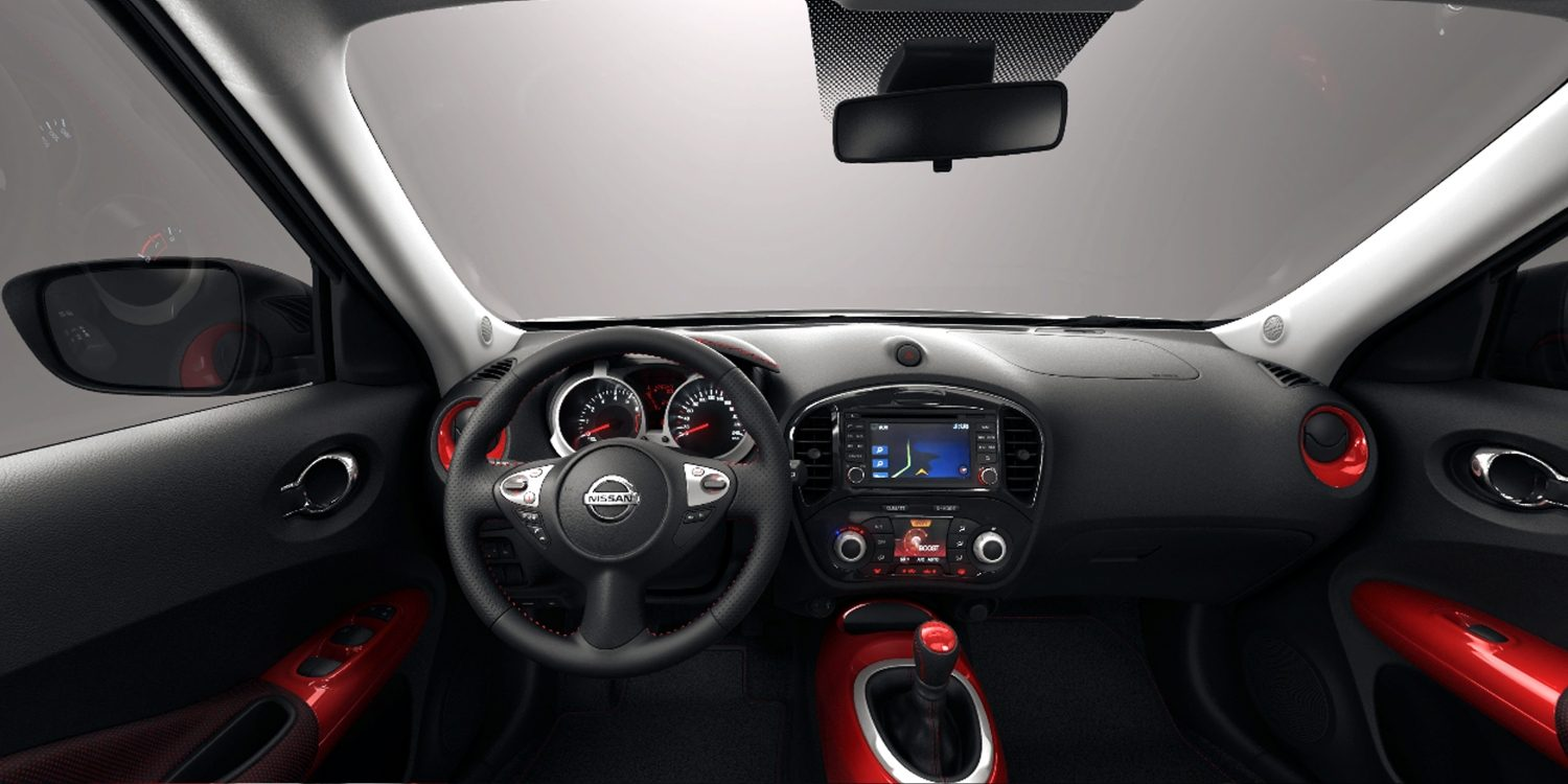 Special versions juke for Interieur nissan juke