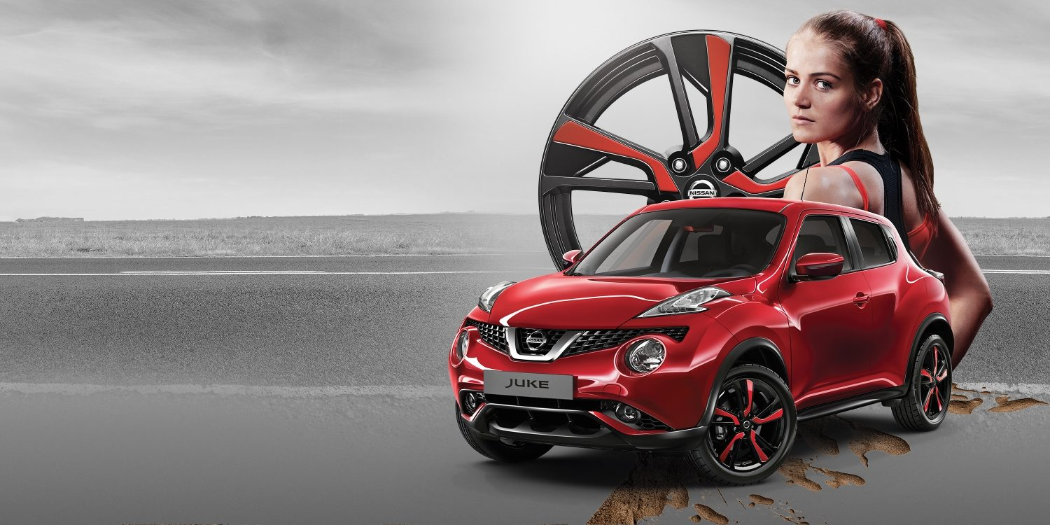 New Nissan Juke Special Version