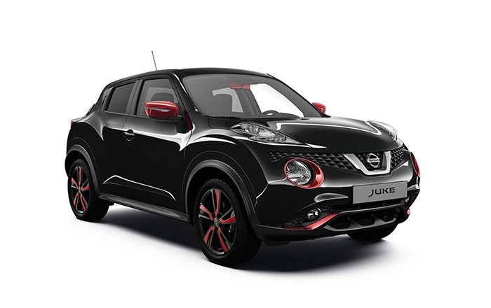 Nissan JUKE Dynamic Edition