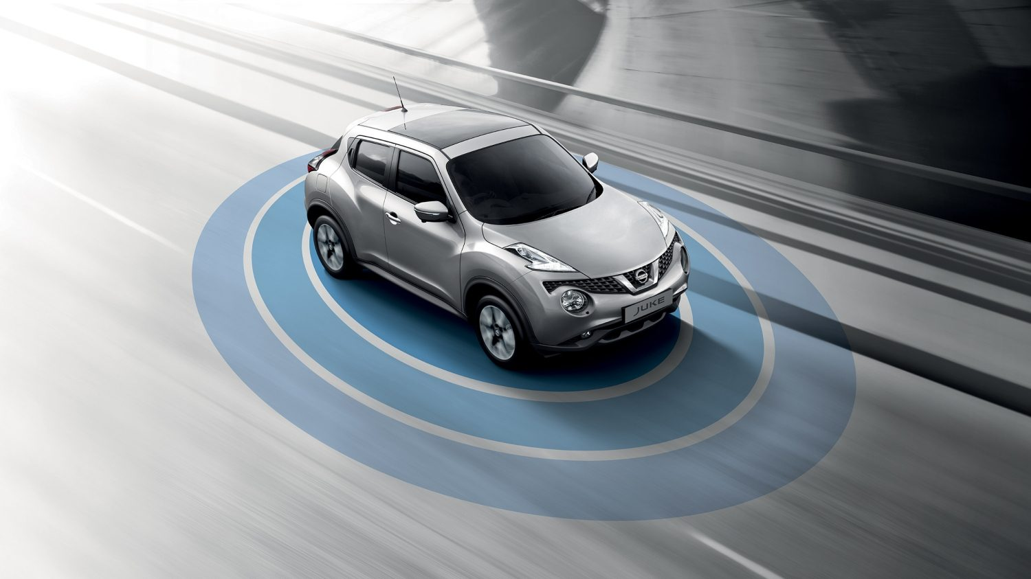 Nissan Juke N-Vision with Safety Shield
