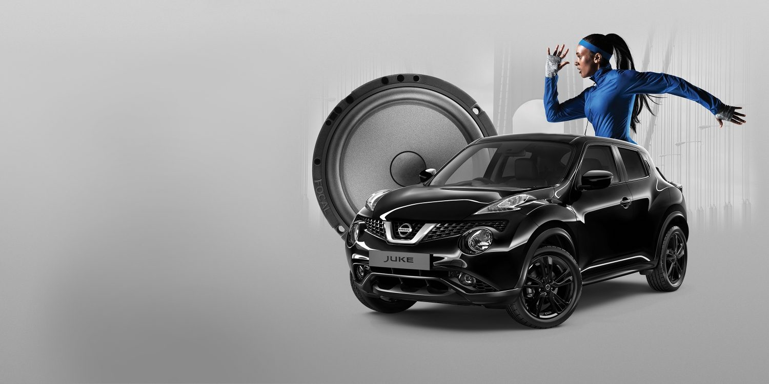 The New Nissan Juke Premium Edition
