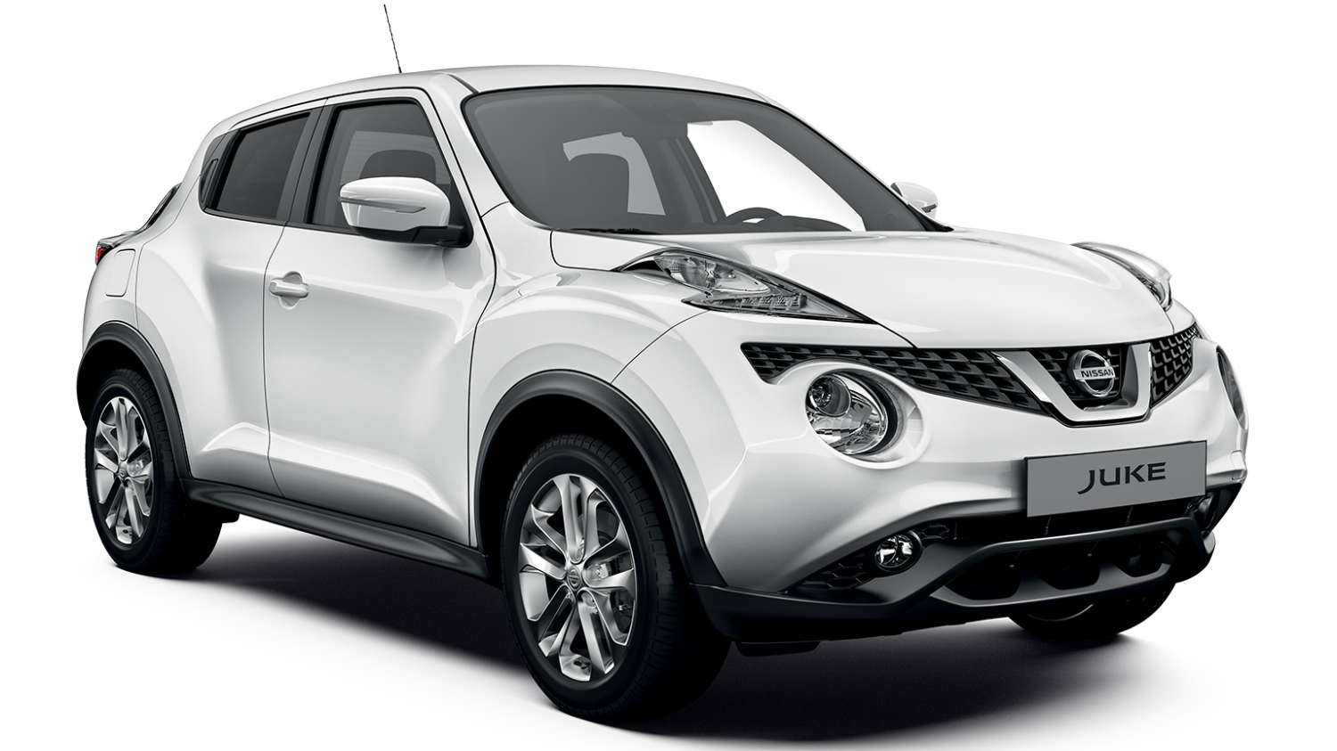 Nissan Juke N-Connecta - 3/4 front view