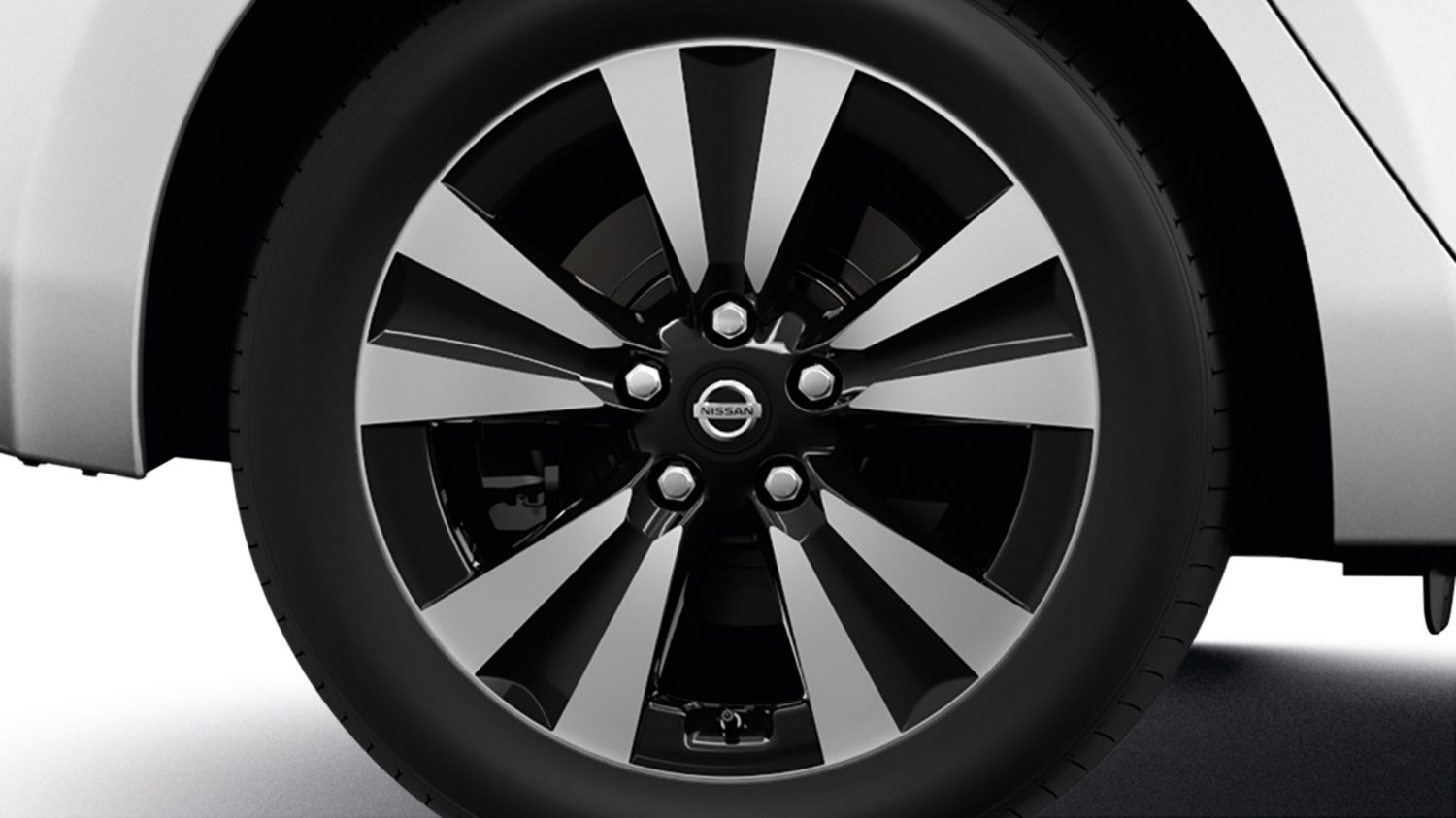 Nissan LEAF | Lightweight alloy wheels