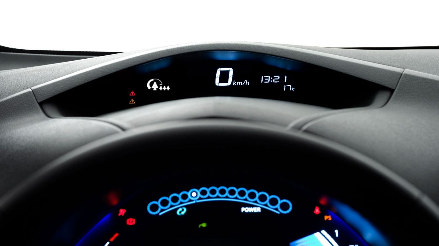 NISSAN LEAF – Cockpit