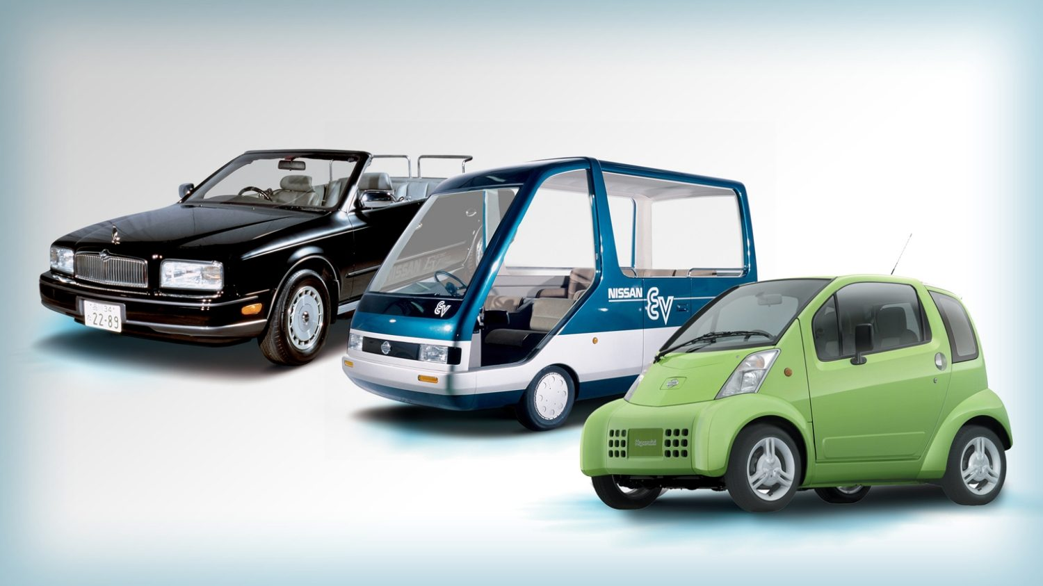 Nissan | Electric car history