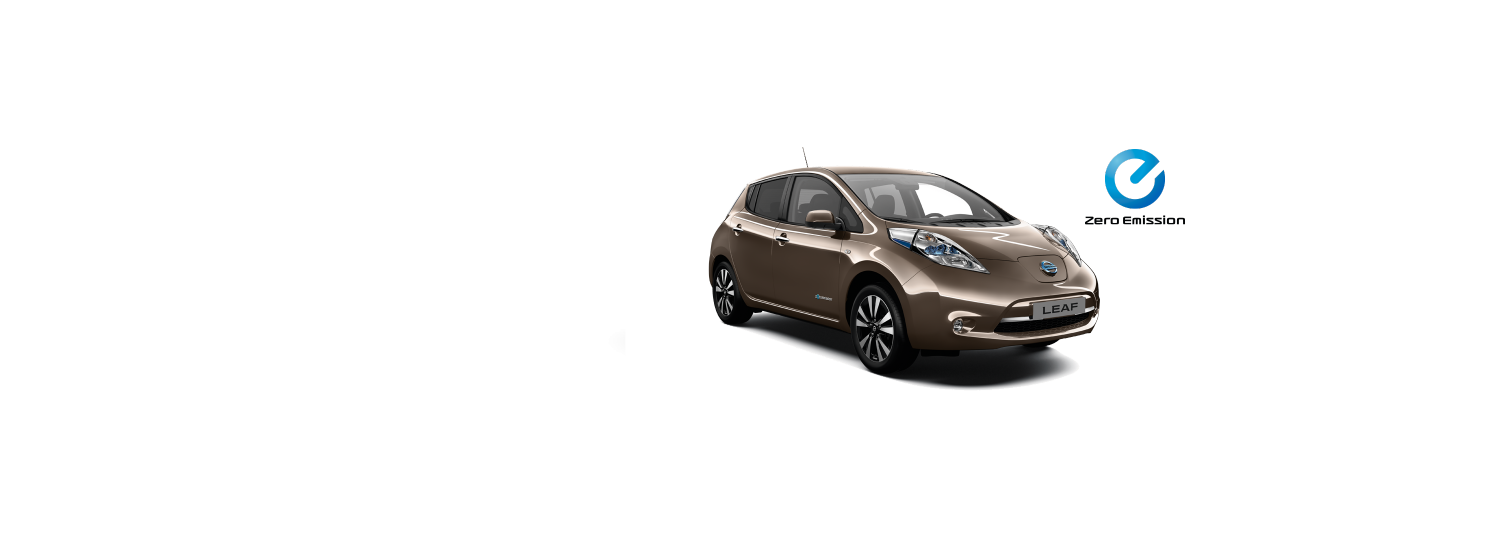 Nissan LEAF - Ultimate bronze