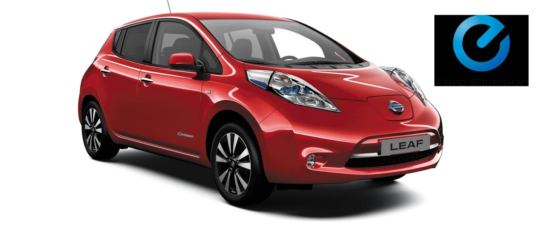 Nissan leaf electric car hatchback nissan vanachro Choice Image