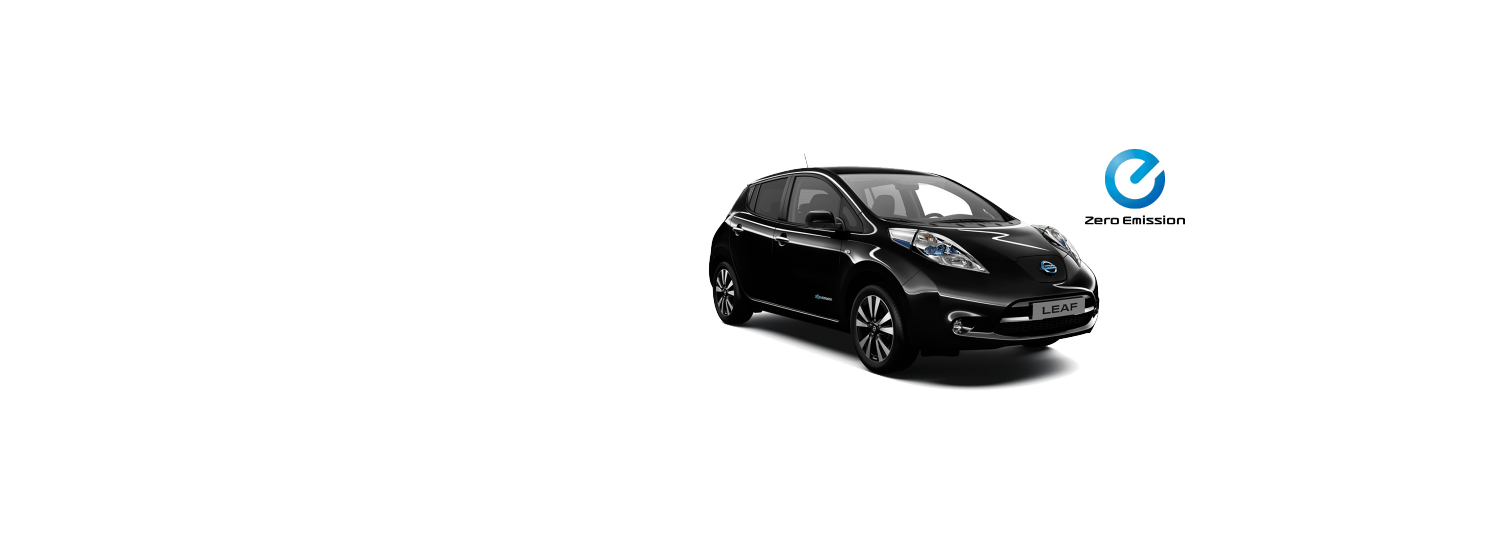 Nissan Leaf - Black