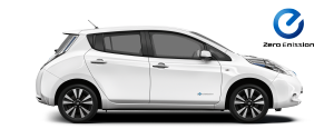 Nissan&#x20&#x3b;Leaf&#x20&#x3b;&#x20&#x3b;-&#x20&#x3b;Sideview
