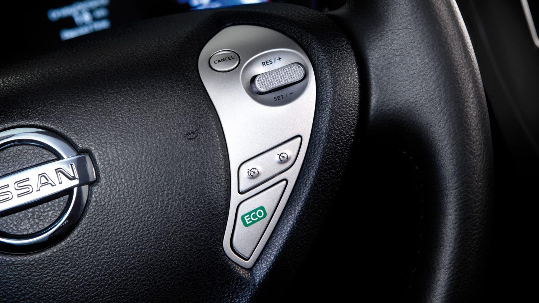 Nissan leaf eco mode
