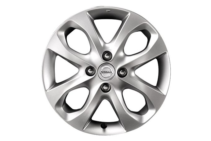 Nissan Micra - 15'' OE alloy wheel