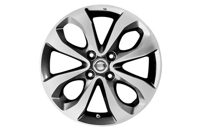 Nissan Micra - 16'' OE alloy wheel