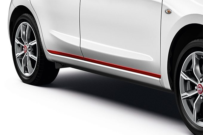 Nissan Micra - City pack - Side door sills