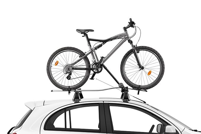 Nissan Micra - Transportation - Bike carrier