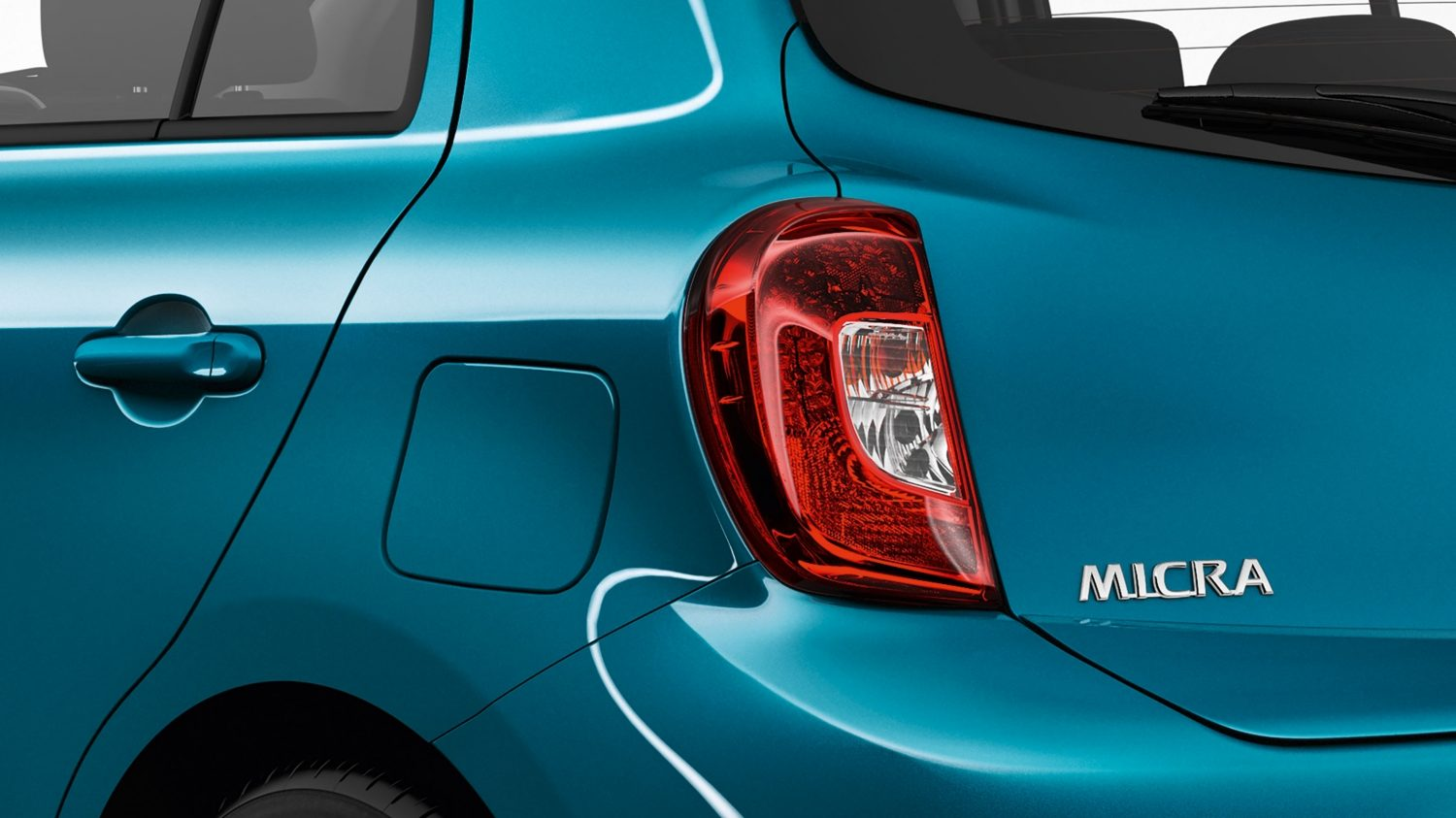 Nissan Micra | LED tail lights