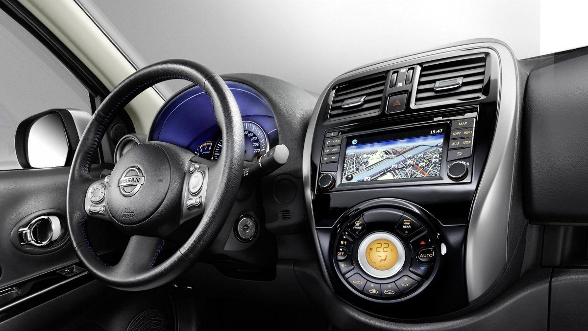 Nissan micra nissanconnect system