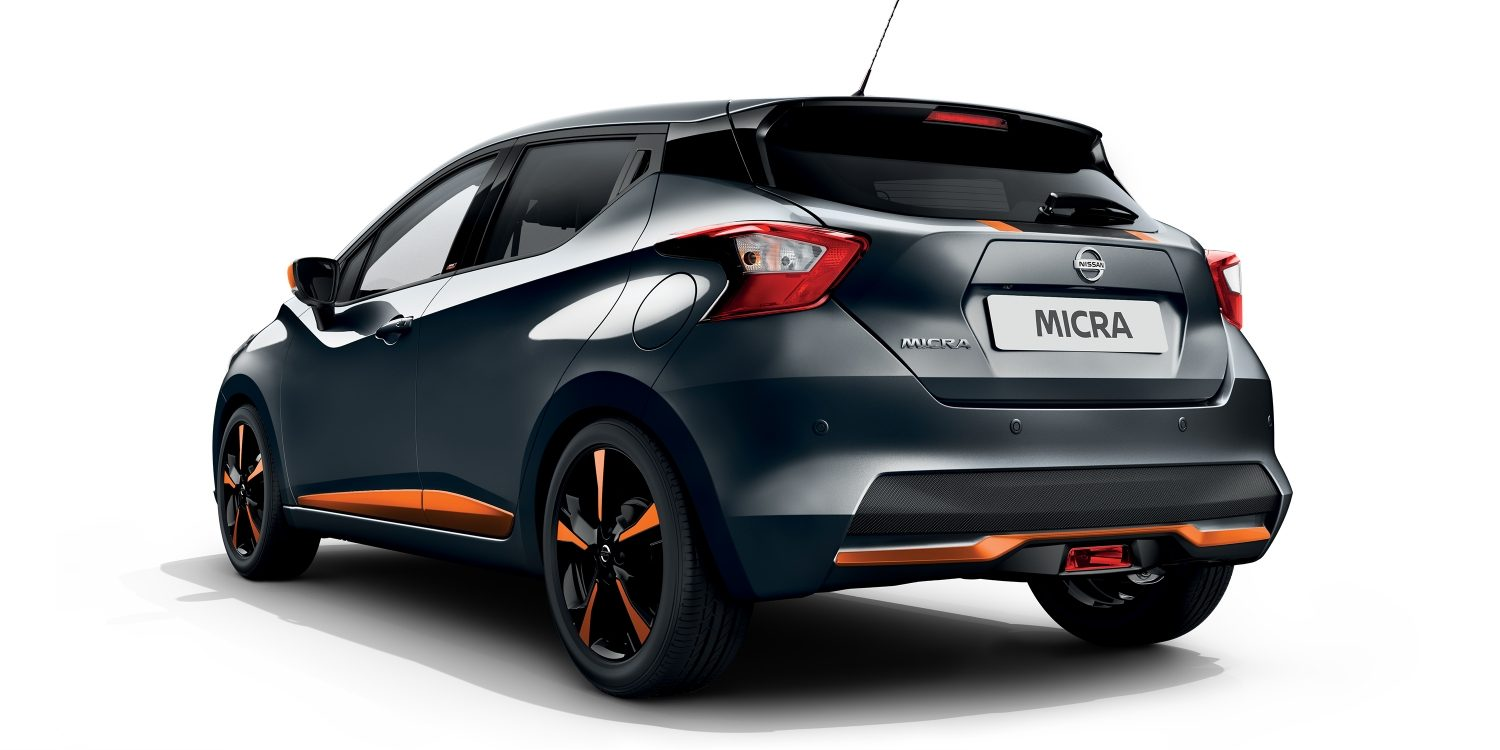 Design of the All New Nissan Micra Bose® Personal® Edition