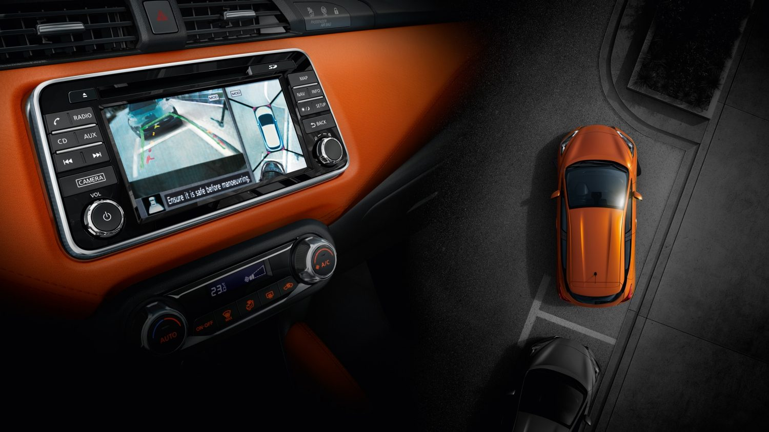 Nissan MICRA: Intelligent Mobility