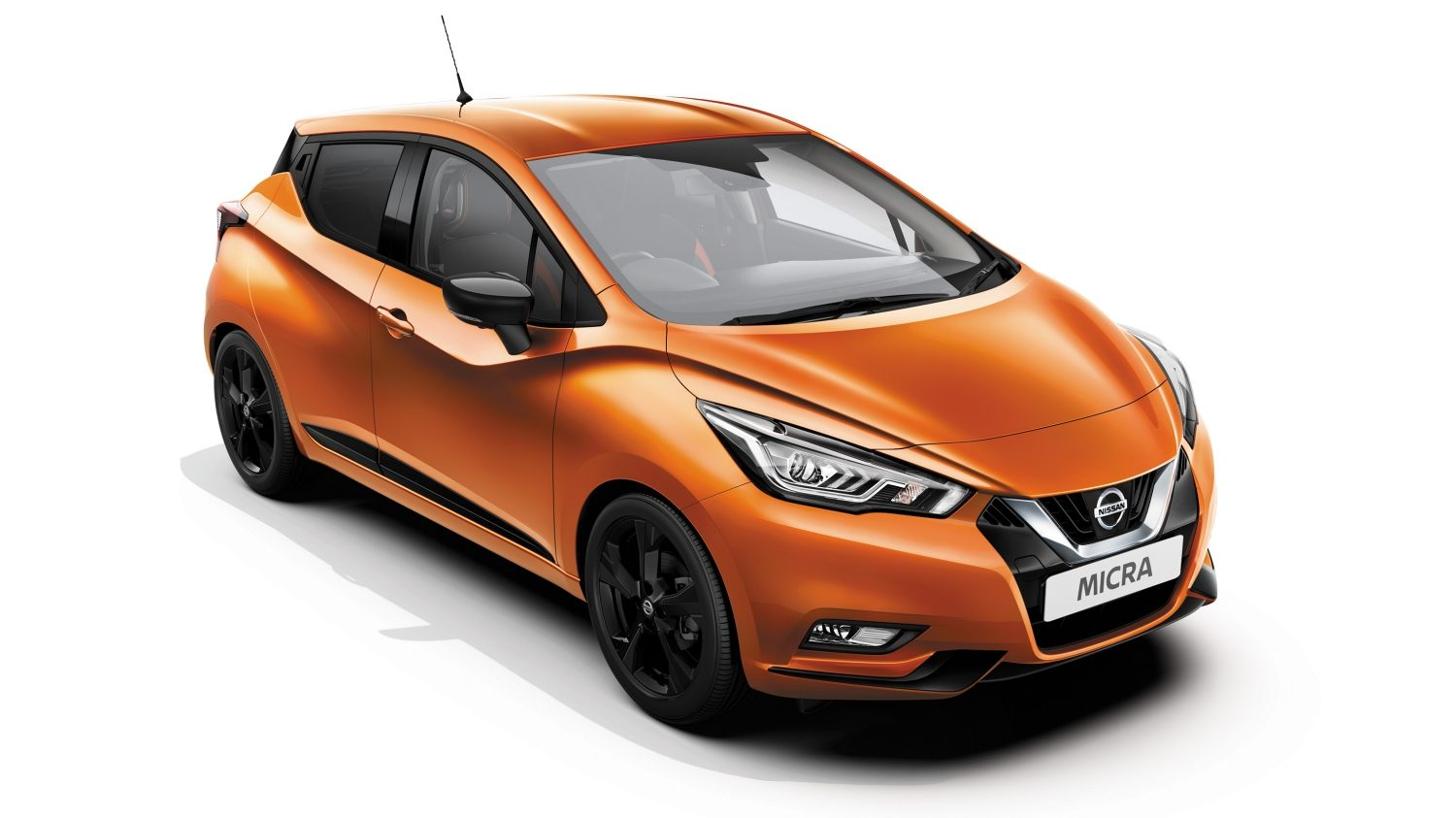 new nissan micra - city car
