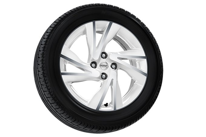 "Nissan Note - Popular - 16"" arrow alloy wheel"