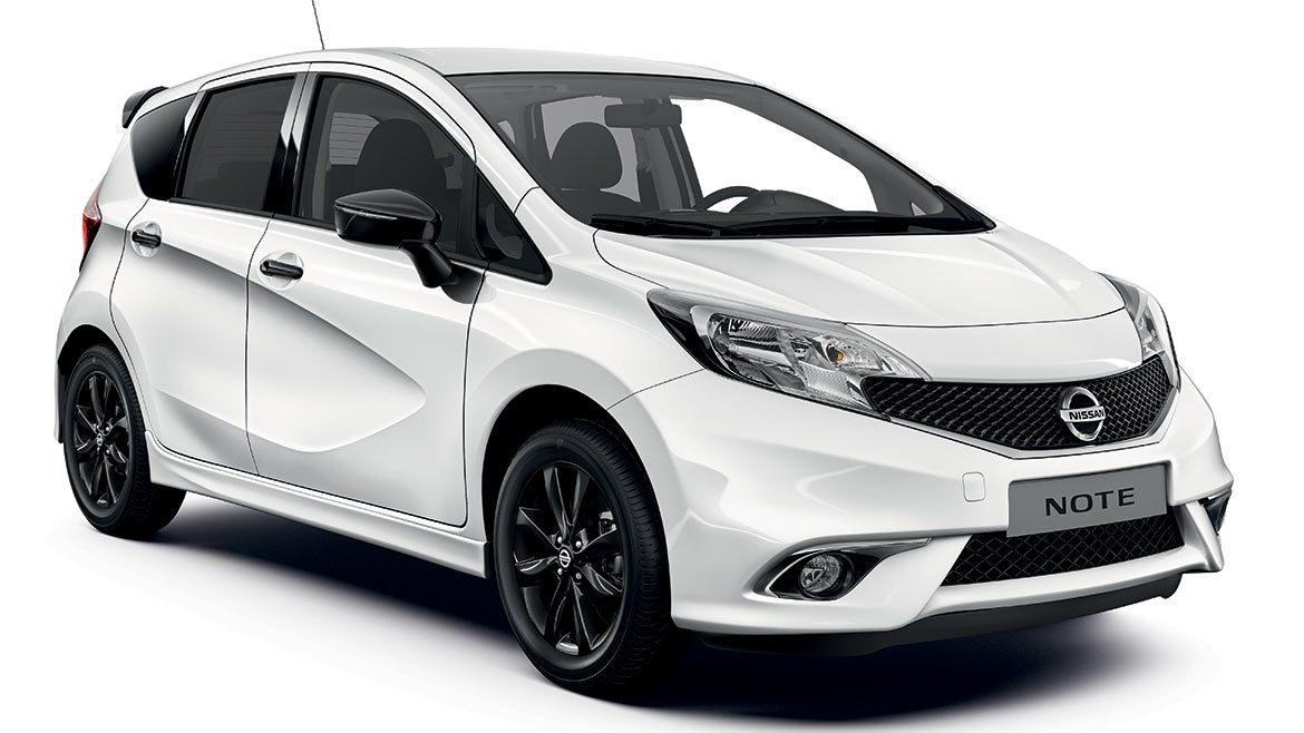 Nissan Note - Video